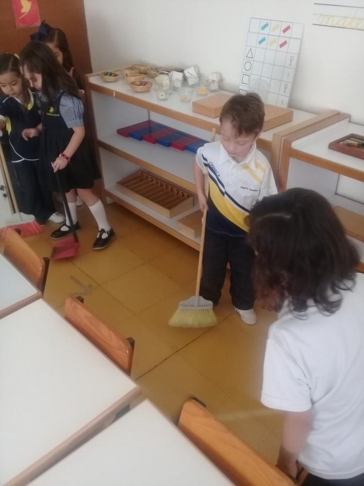 Importancia de involucrar a los niÑos en las tareas del hogar