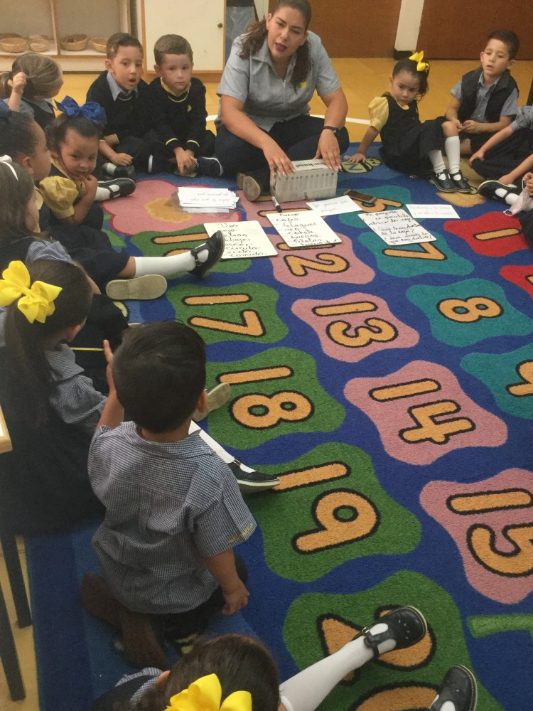 Filosofía para niños en preescolar