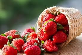 Pensando en fresas