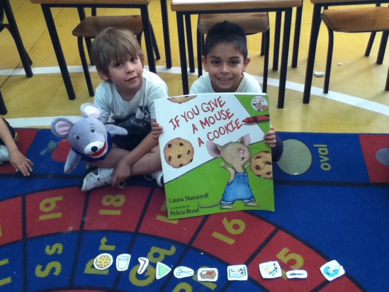 if you give a mouse a cookie craft if you give a mouse a cookie centro educativo monarca 8213